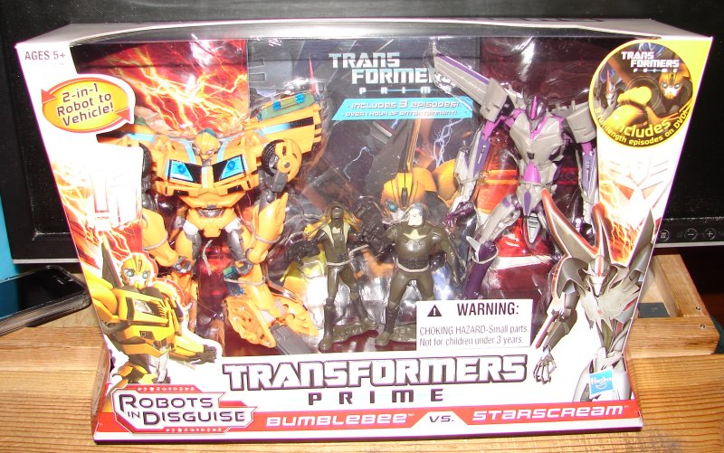 Transformers Toys Reviews