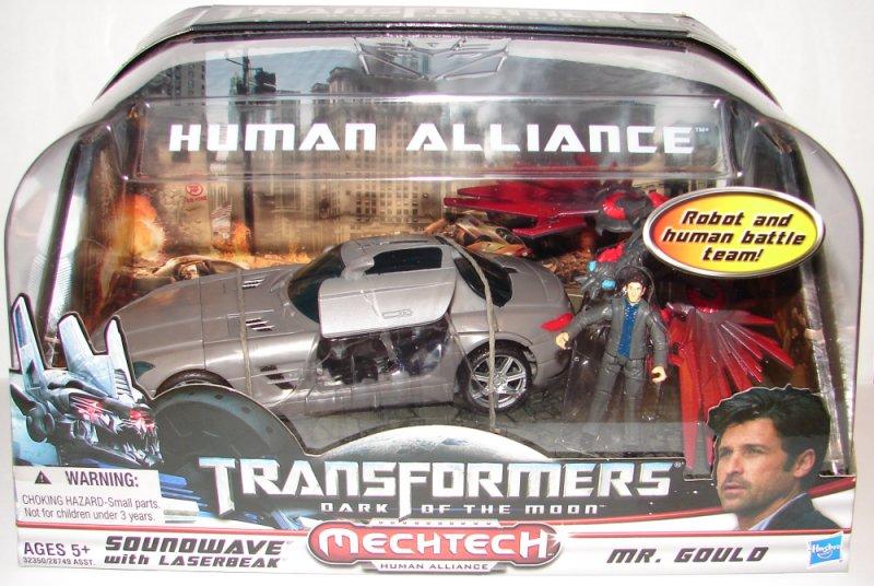 Dotm Human Alliance Soundwave Human Alliance Soundwave