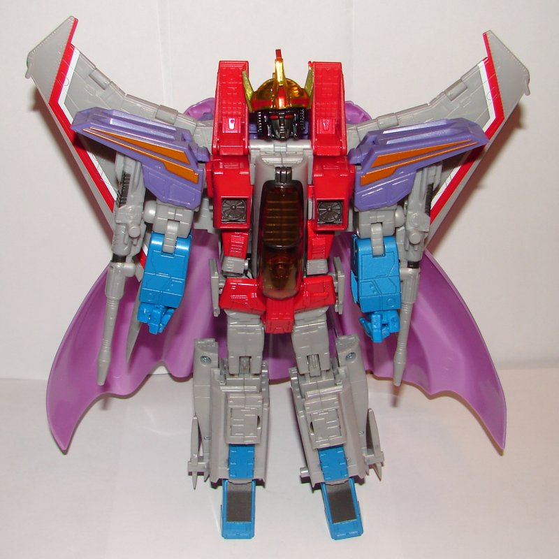 Blog #103: Toy Review: Transformers Masterpiece Starscream ...