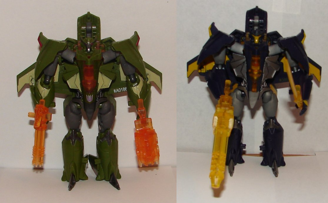 Blog #239: Toy Review: Transformers: Prime Cyberverse ...