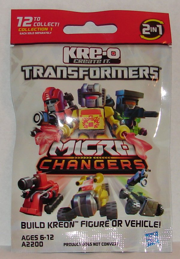 kre o transformers bumblebee brick box instructions
