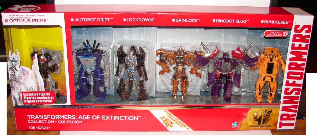 Transformers Age of extinction One Step Slug Complete AOE 1 Step