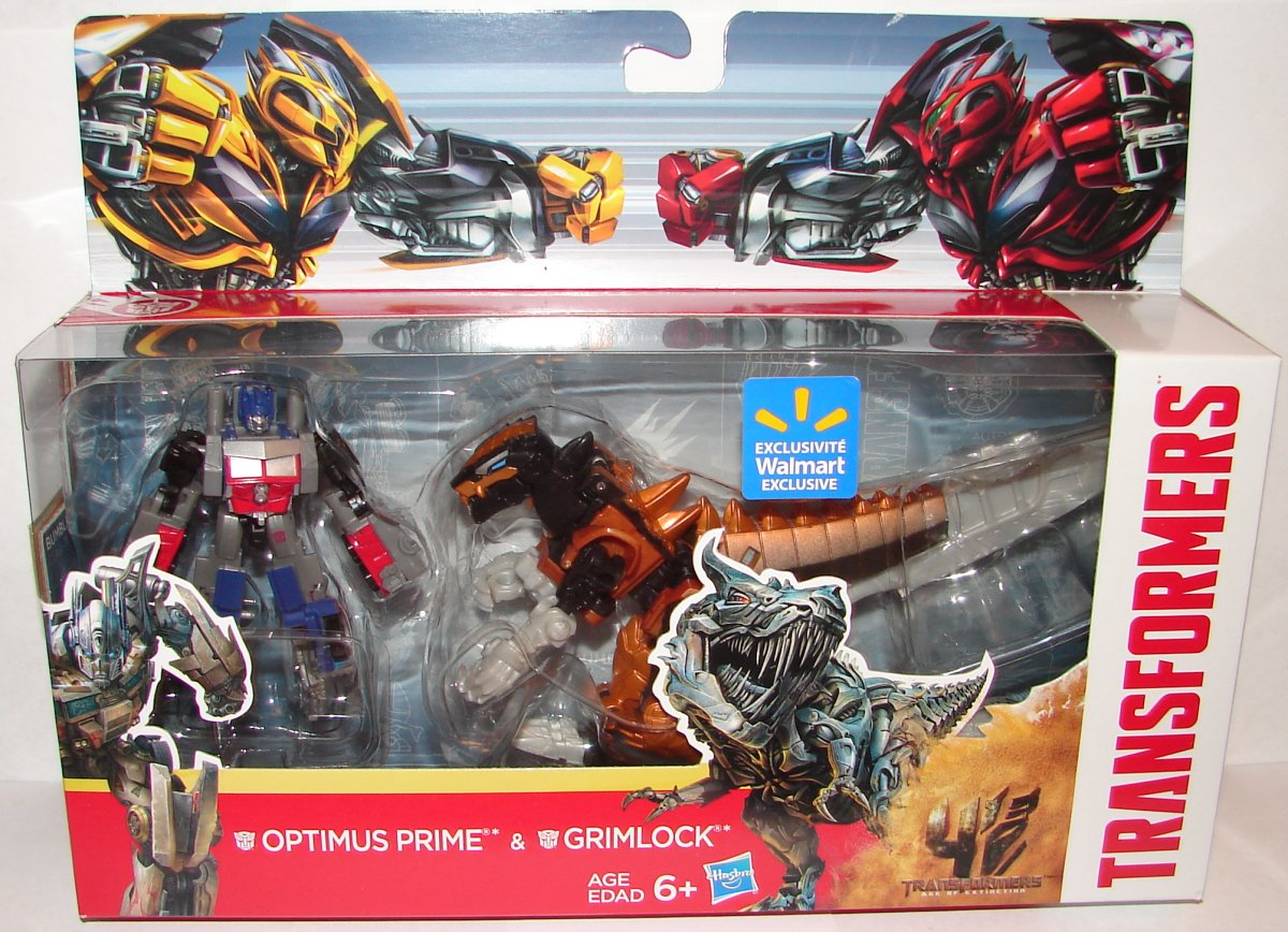 Blog #726: Toy Review: Transformers: Age of Extinction ...