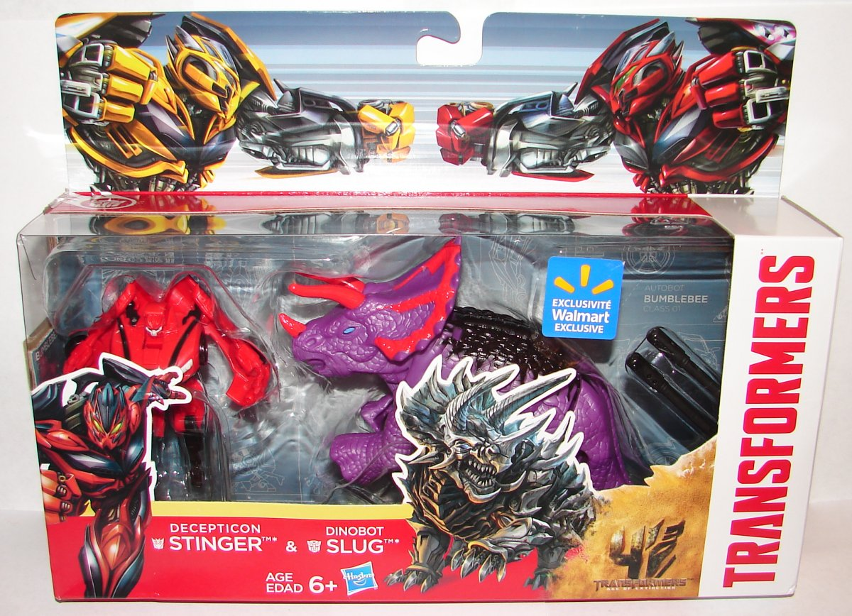 Blog #725: Toy Review: Transformers: Age of Extinction ...