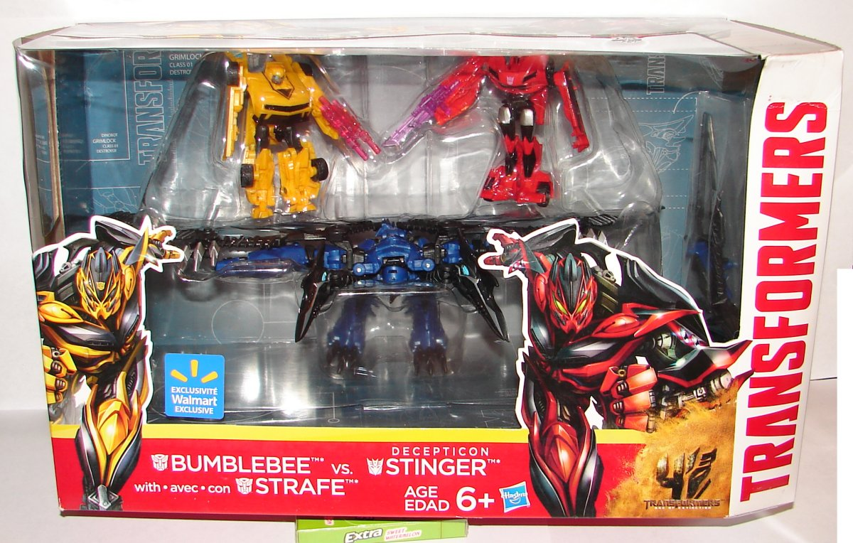 Blog #724: Toy Review: Transformers: Age of Extinction ...
