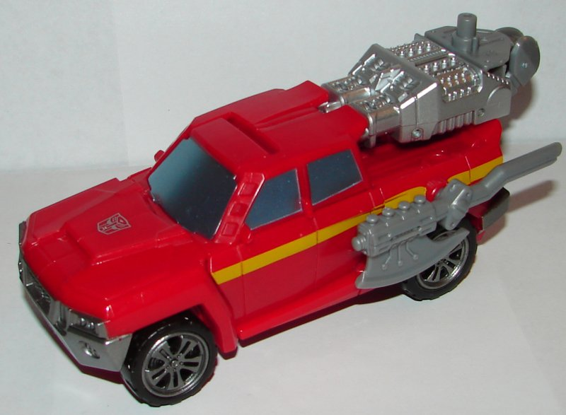 New Transformers Generations Combiner Wars Deluxe Class Ironhide Pickup Truck