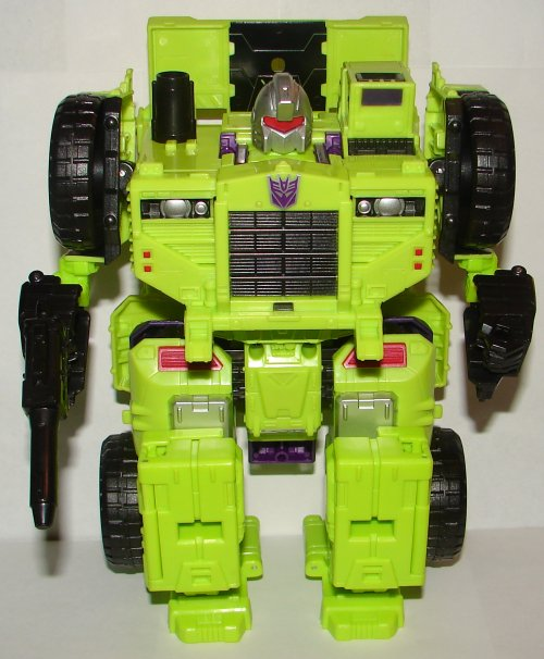 combiner wars devastator instructions