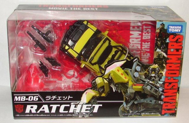blog 1213 toy review transformers movie the best deluxe ratchet. Black Bedroom Furniture Sets. Home Design Ideas