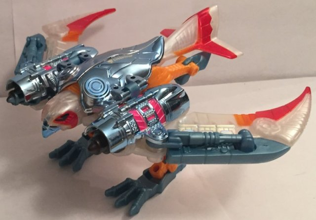 Blog #1481: Toy Review: Transformers: Beast Wars Metals
