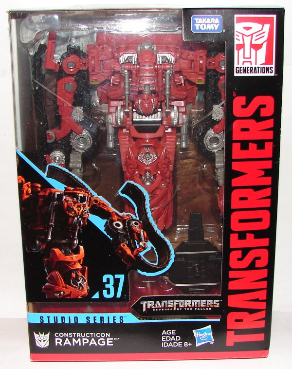 Tiny Turbo 01 HASBRO Transformers Studio Series 13 Voyager Megatron Figure